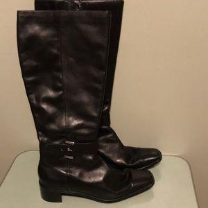 Karen Scott leather boots
